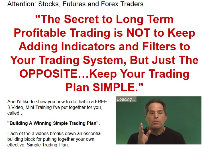 Simple Trading Plans